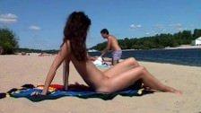 Studenta porno face sex salbatic pe plaja