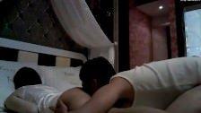 Cuplu de coreeni incinsi, fac sex nebun in hotel