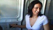 Irina face sex total cu un tip musculos, in tren